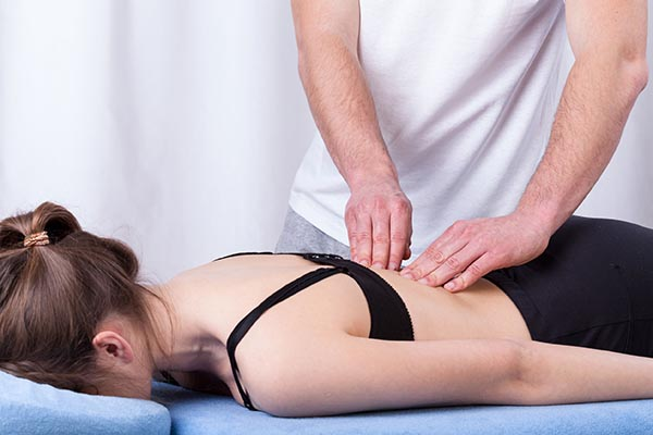 Massage at Total Physiocare Heidelberg, Camberwell and Reservoir